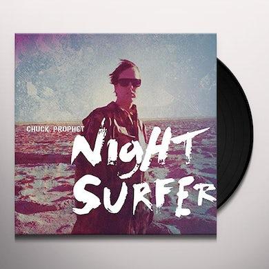 Chuck Prophet NIGHT SURFER Vinyl Record