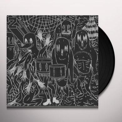 Zs HARD Vinyl Record