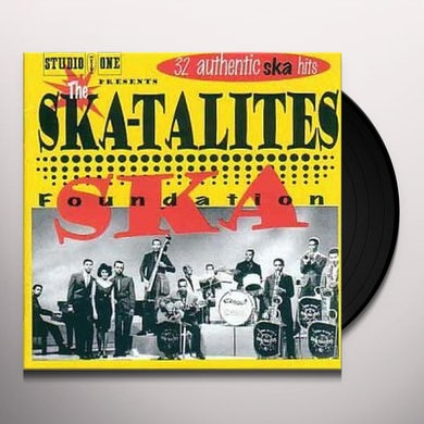 The Skatalites FOUNDATION SKA Vinyl Record