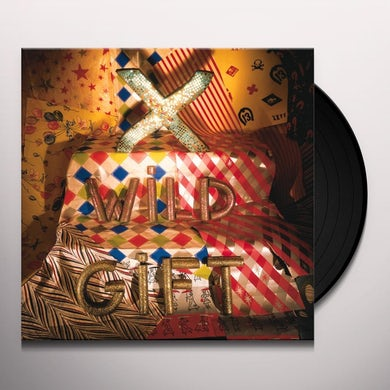 X WILD GIFT Vinyl Record - Limited Edition, 180 Gram Pressing