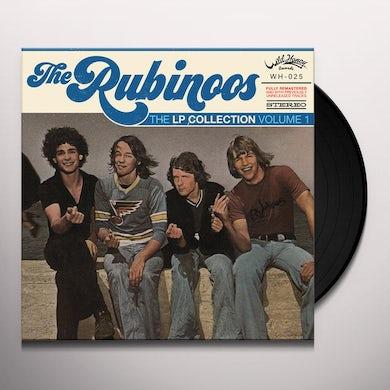 Rubinoos  LP Collection Vol. 2 Vinyl Record