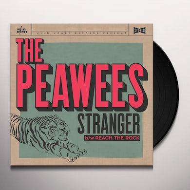 Peawees STRANGER / REACH THE ROCK Vinyl Record
