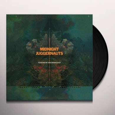 Midnight Juggernauts THIS NEW TECHNOLOGY Vinyl Record