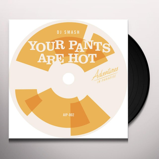 Dj Smash / Dj Evo YOUR PANTS ARE HOT / MANDINGO BOOGIE Vinyl Record
