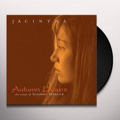 Jacintha AUTUMN LEAVES Vinyl Record