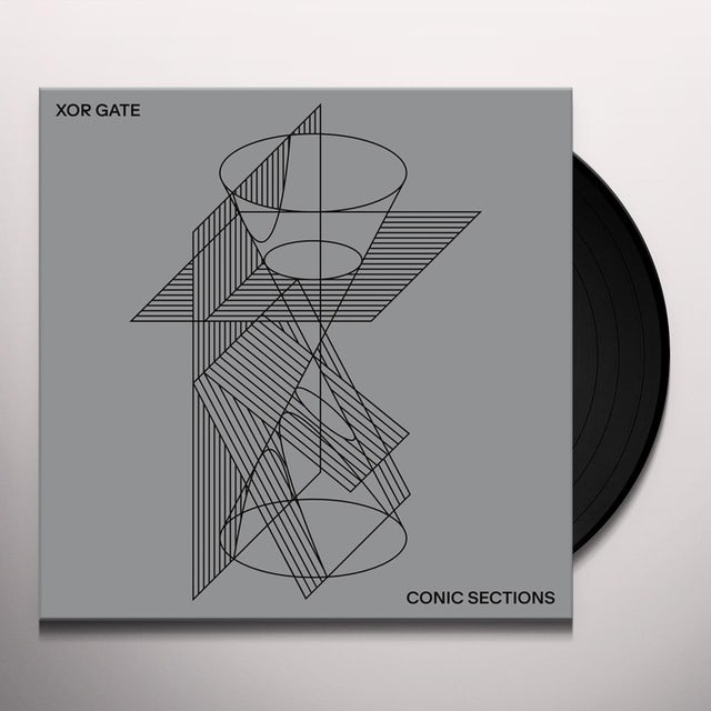 Xor Gate CONIC SECTIONS Vinyl Record