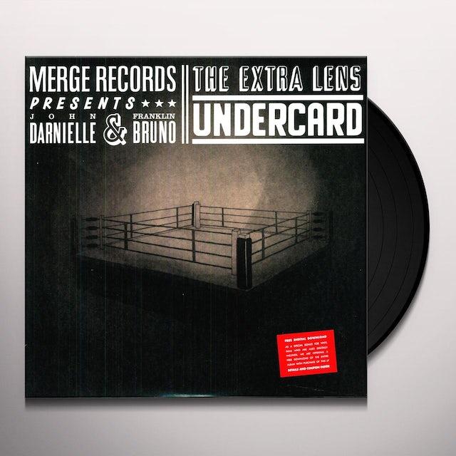 Extra Lens UNDERCARD Vinyl Record