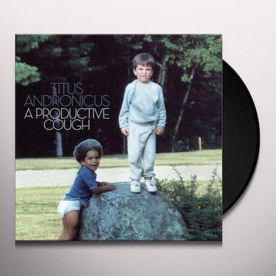 Titus Andronicus Productive Cough Vinyl Record