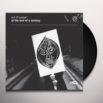 Art Of Noise LIVE AT THE END OF A CENTURY (LTD PIC DISC) Vinyl Record