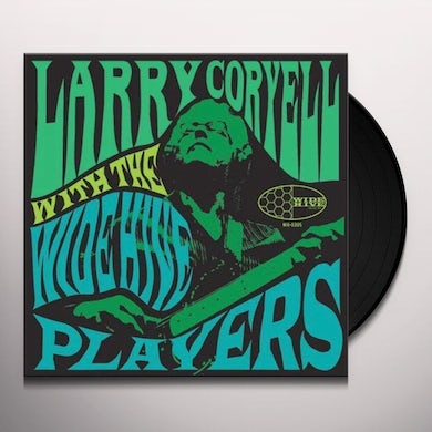 WITH THE WIDE HIVE PLAYERS Vinyl Record