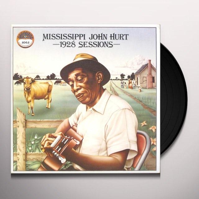 John Mississippi Hurt 1928 SESSIONS Vinyl Record
