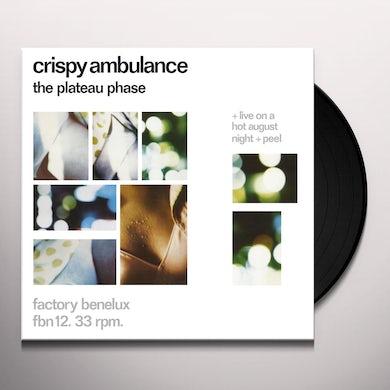 Crispy Ambulance THE PLATEAU PHASE (IEX) Vinyl Record