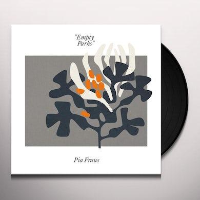 Pia Fraus EMPTY PARKS Vinyl Record