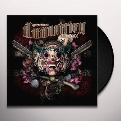 AGE STEN NILSENS AMMUNITION SHANGHAIED Vinyl Record