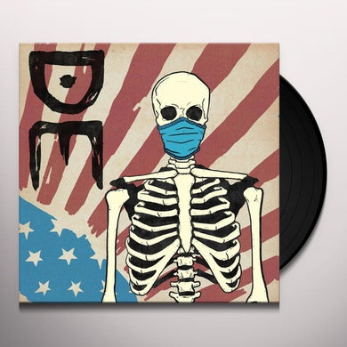 Dead Ending AMERICAN VIRUS Vinyl Record