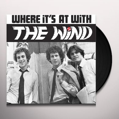 WHERE IT'S AT WITH THE WIND Vinyl Record