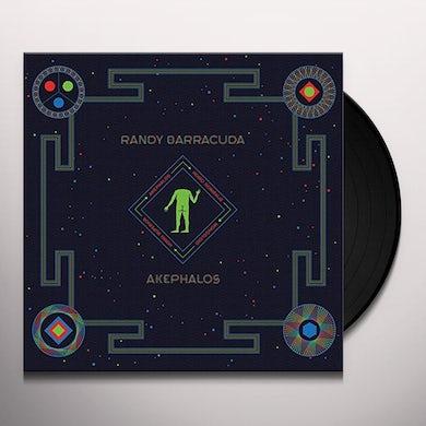 Randy Barracuda AKEPHALOS Vinyl Record