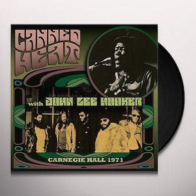 Canned Heat CARNEGIE HALL 1971 Vinyl Record