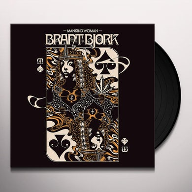 Brant Bjork MANKIND WOMAN Vinyl Record