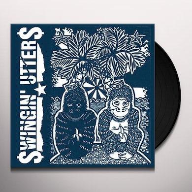 Swingin' Utters PEACE & LOVE Vinyl Record