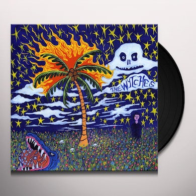 The Wytches CRYING CLOWN Vinyl Record