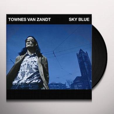 Townes Van Zandt SKY BLUE Vinyl Record