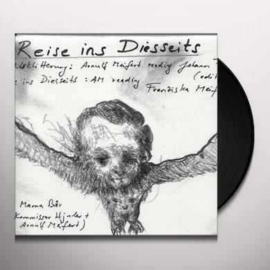 Arnulf Meifert UNREIN BIS ZUM ABEND / REISE INS DIESSEITS Vinyl Record