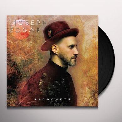 Joseph Edgar RICOCHETS Vinyl Record