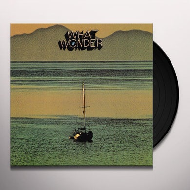 Little Wings WHAT WONDER Vinyl Record