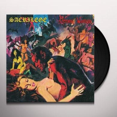 Sacrilege DEMON WOMAN Vinyl Record