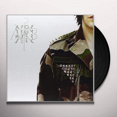 Apoptygma Berzerk MAJOR TOM EP Vinyl Record