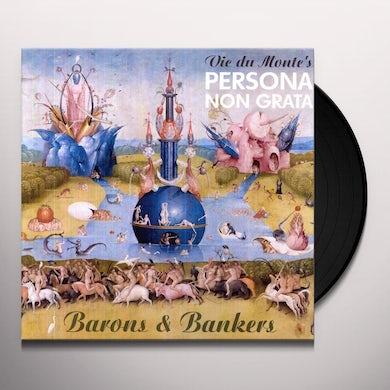 Vic Du Monte's BARONS & BANKERS Vinyl Record