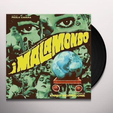 Ennio Morricone I MALAMONDO / Original Soundtrack Vinyl Record