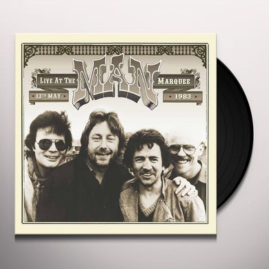 LIVE AT THE MARQUEE Vinyl Record