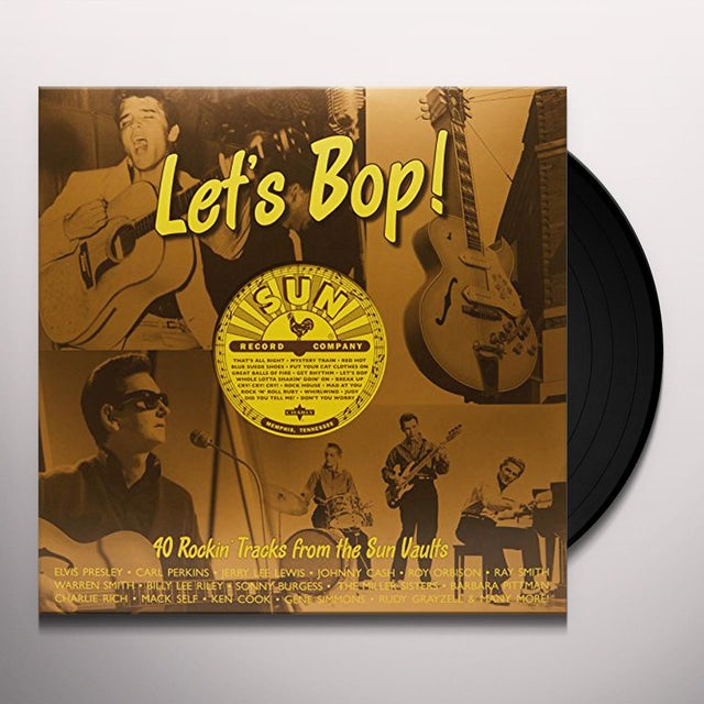 Let'S Bop: 40 Rockin Tracks From The Sun Vaults