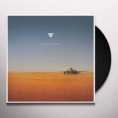 Flight Facilities DOWN TO EARTH Vinyl Record