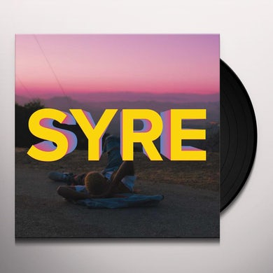 Jaden Smith SYRE Vinyl Record