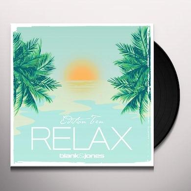 Blank & Jones RELAX EDITION 10 (TEN) Vinyl Record