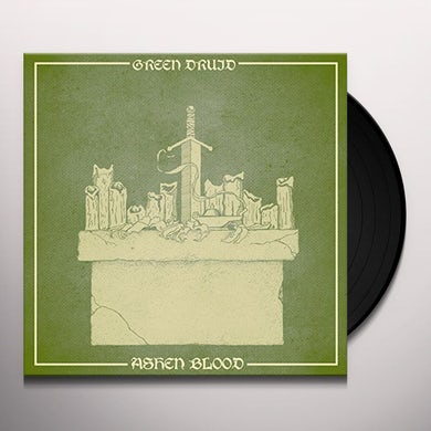 Green Druid ASHEN BLOOD Vinyl Record