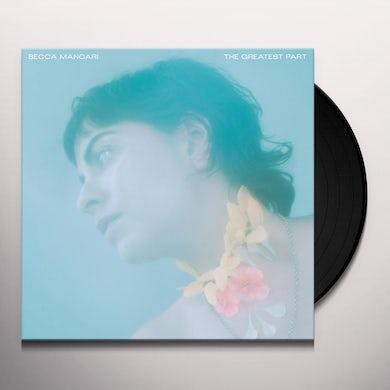 Becca Mancari The Greatest Part Vinyl Record