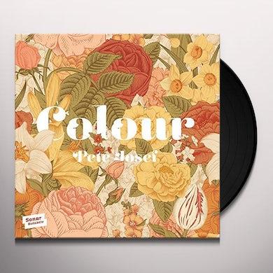 Pete Josef COLOUR Vinyl Record