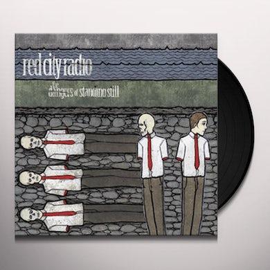 Red City Radio DANGERS OF STANDING STILL Vinyl Record