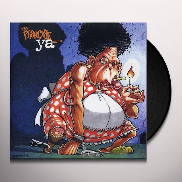 The Pharcyde YA MAMA Vinyl Record - UK Release
