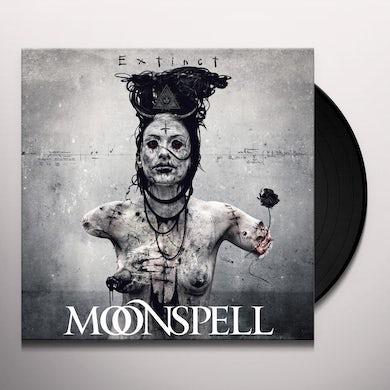 Moonspell EXTINCT Vinyl Record