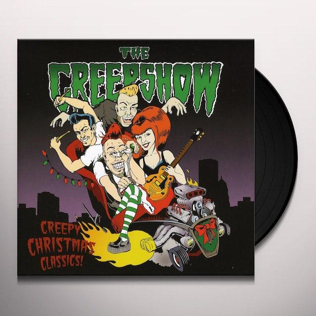Creepshow CHRISTMAS NIGHTMARE Vinyl Record