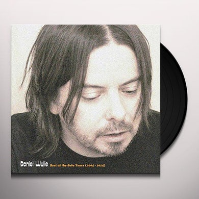 Daniel Wylie BEST OF THE SOLO YEARS 2004-2014 Vinyl Record