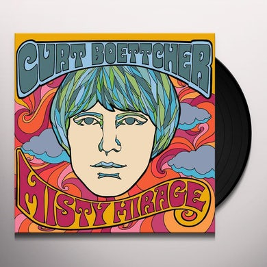 Curt Boettcher MISTY MIRAGE Vinyl Record