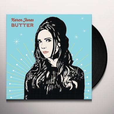 Karen Jonas BUTTER Vinyl Record