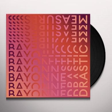 Bayonne DRASTIC MEASURES Vinyl Record