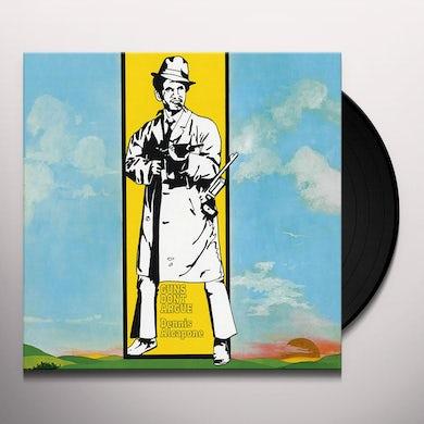 Dennis Alcapone GUNS DON'T ARGUE Vinyl Record